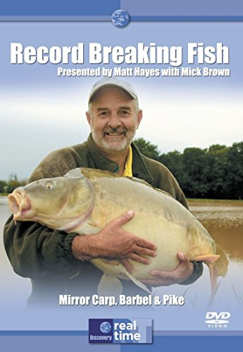 Record Breaking Fish - Matt Hayes - Record Breaking Fish - Episodes 1 To 3