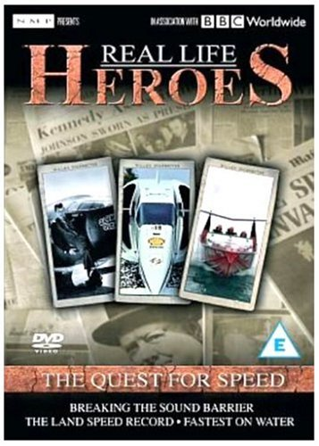 Real Life Heroes - Real Life Heroes - The Quest For Speed