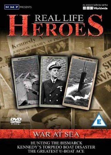 Real Life Heroes - Real Life Heroes: War At Sea
