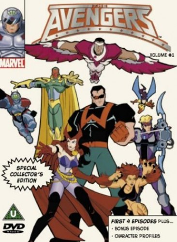 The Avengers (Animated): Volume 1