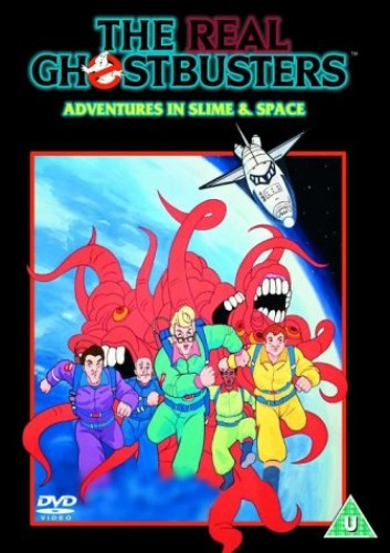 The Real Ghostbusters: Best Of - Adventures In Slime And Space