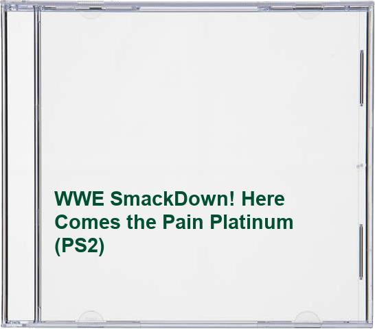 WWE SmackDown! Here Comes the Pain Platinum (PS2)