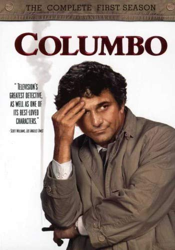 Columbo: Complete First Season (5pc) (Full Sub)