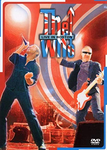 The Who - The Who - Live In Boston Dvd