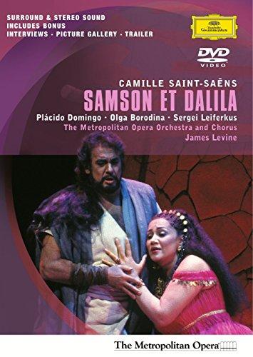 Saint-Saens: Samson Et Dalila, The Metropolitan Opera Orchestra (Levine)    [20