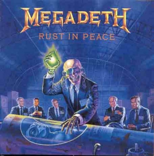 Rust in Peace: Remastered By Megadeth