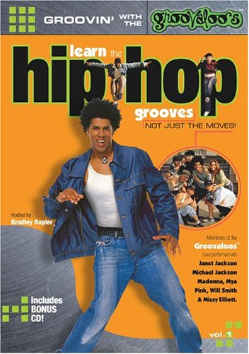 Groovin With the Groovaloos 1 - Learn The Hip Hop Grooves Vol. 1  (+ CD)