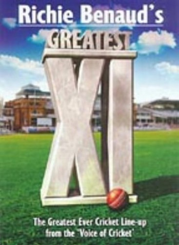 Richie-Benaud-039-s-Greatest-XI-DVD-CD-5WVG-FREE-Shipping