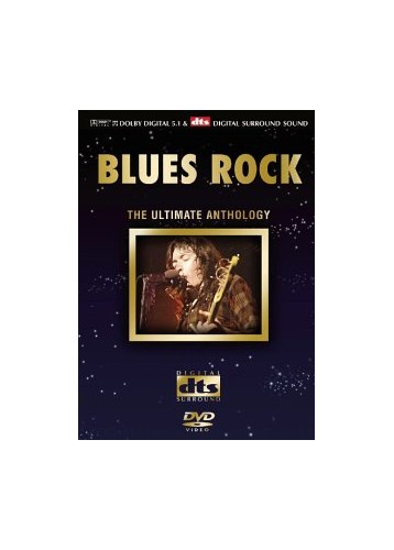 Various Artists - Blues Rock: The Ultimate Anthology