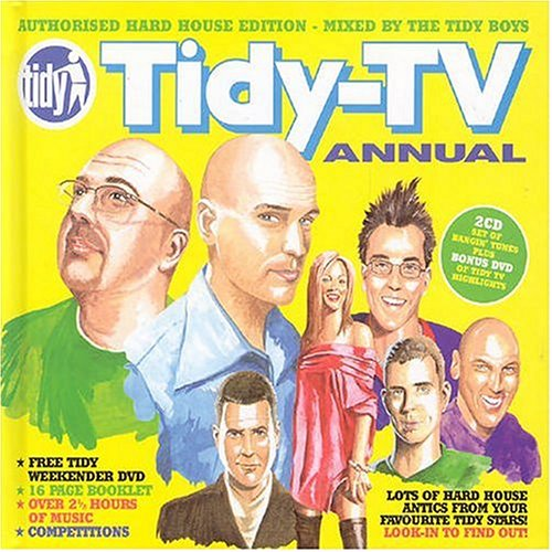 Tidy Boys - Tidy TV Annual Vol.1: Mixed By the Tidy Boys/+DVD