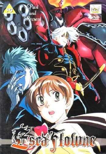 Escaflowne - Escaflowne - Vol. 4