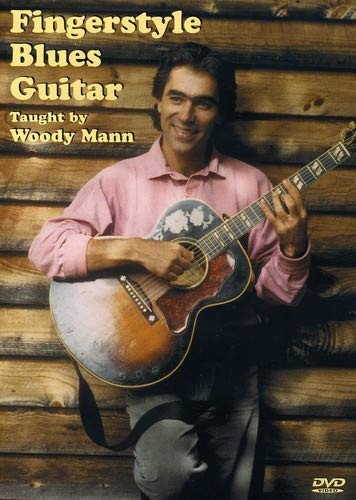 Woody Man: Fingerstyle Blues Guitar