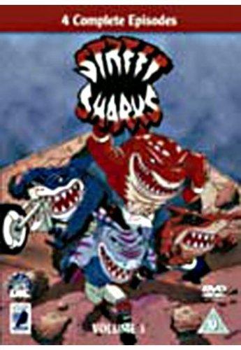 Street Sharks Volume 1