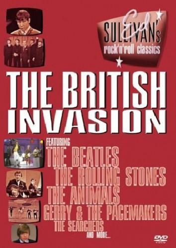 Ed-Sullivan-039-s-Rock-039-N-039-Roll-Classics-The-British-Invasion-DVD-CD-56VG