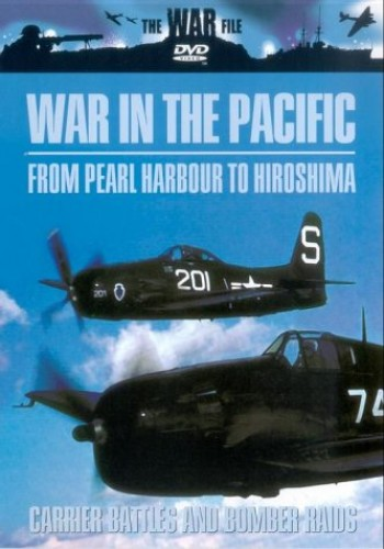 The-War-File-War-In-The-Pacific-DVD-The-War-File-CD-D2VG-FREE-Shipping