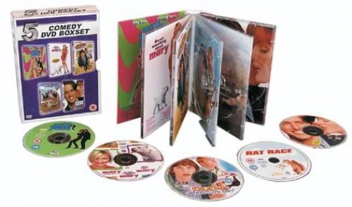 Comedy Giftpack (Box Set)