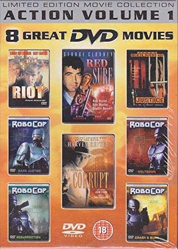 Movie Collection: Action Volume 1 - Movie Collection: Action Volume 1