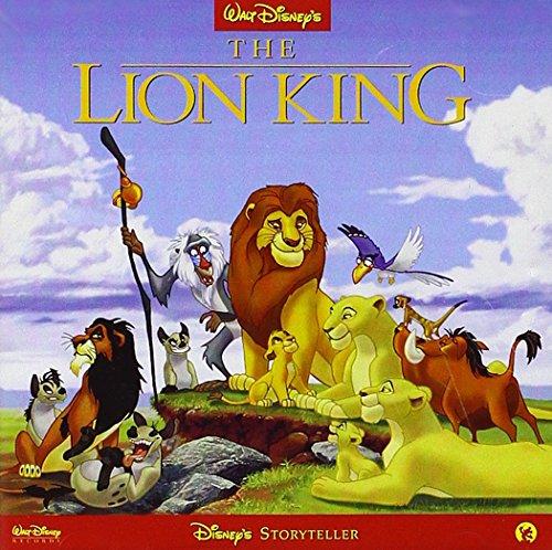Disney Readalong - The Lion King Storyteller By Disney Readalong