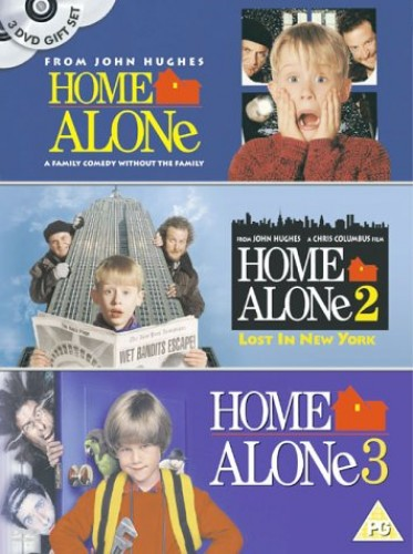 Home Alone Trilogy
