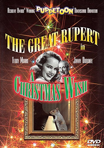 Great Rupert in a Christmas Wish
