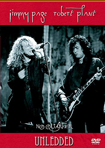 Jimmy Page & Robert Plant - No Quarter: Jimmy Page & Robert Plant Unledded (Us Release)