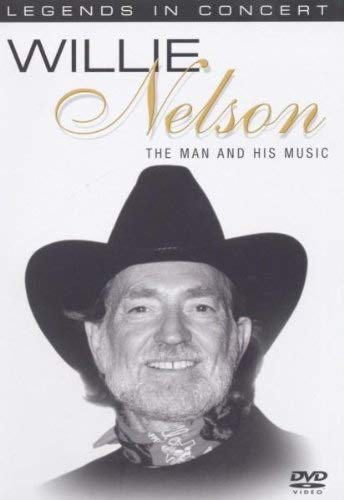 Willie-Nelson-Legends-In-Concert-DVD-CD-T2VG-FREE-Shipping