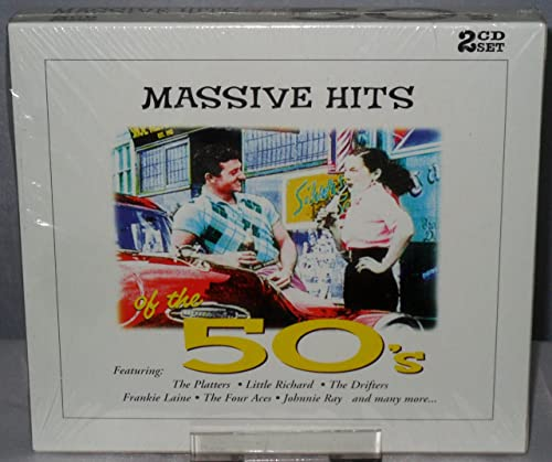 Various - Massive Hits of the 50 S/2cd