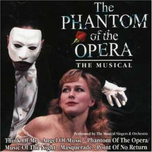 Phantom of the Opera the Mus - Phantom Of The Opera
