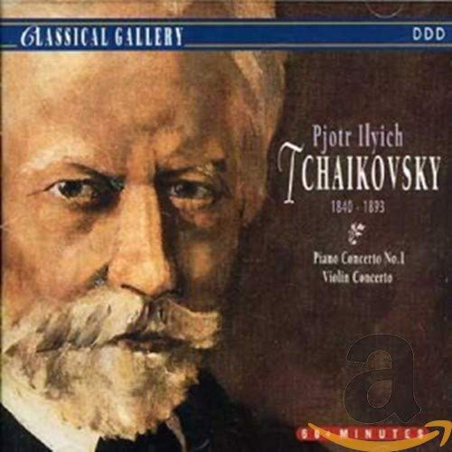 Tchaikovsky, P.I. - Piano Concerto No.1