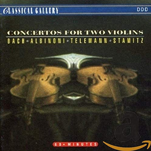 Telemann - Concertos for Two Violins