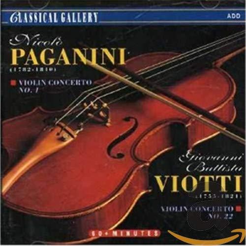 Viotti, G.B. - Violin Concerto No.1 & 22