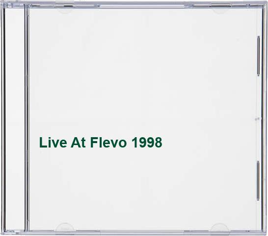 Norman Larry & Beam - Live At Flevo 1998