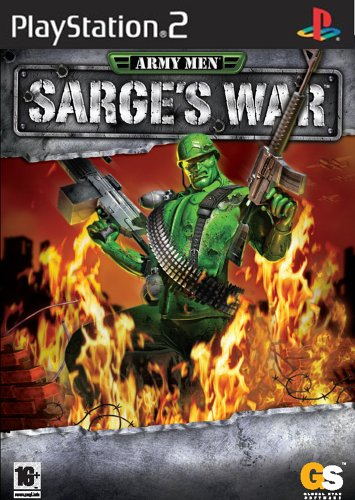 Army Men : Sarge's War (PS2)
