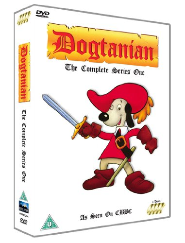 Dogtanian and the Three Muskehounds: Volumes 1-4