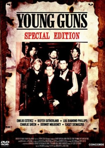 MOVIE-SPIELFILM-Young-Guns-2-Special-Edition-CD-LSVG-FREE-Shipping