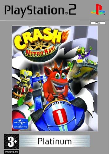 Crash Nitro Kart Platinum (PS2)