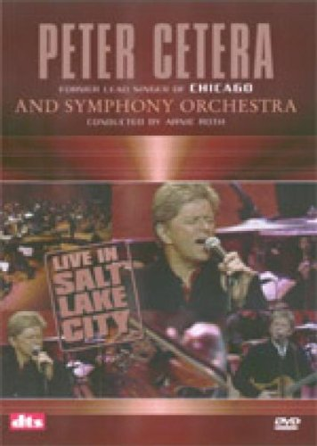 Peter-Cetera-Live-In-Salt-Lake-City-2004-DVD-CD-S8VG-FREE-Shipping