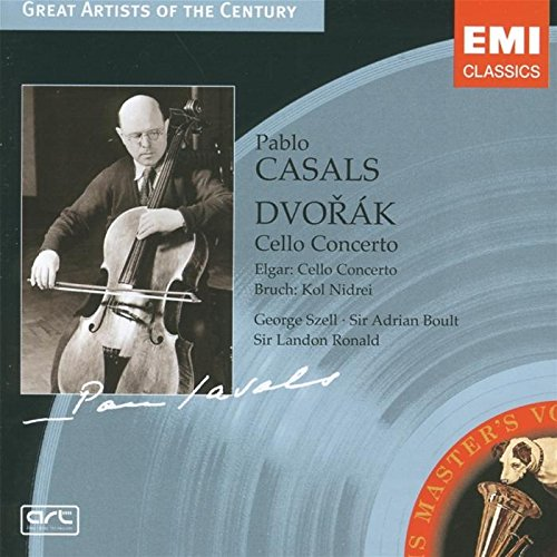 Bruch - Kol Nidrei; Dvorák; Elgar - Cello Concertos