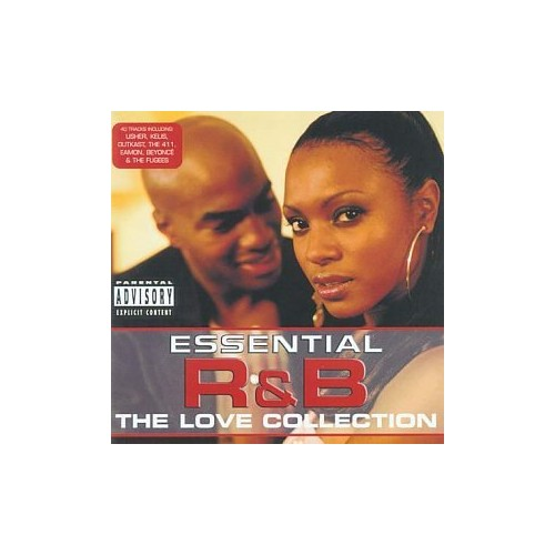 Various Artists - Essential R&B: The Love Collection