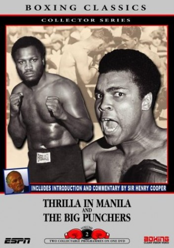 Thriller-In-Manilla-The-Big-Punchers-DVD-CD-J4VG-FREE-Shipping