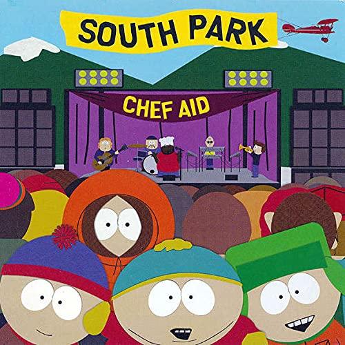 Soundtrack  - South Park: Chef Aid