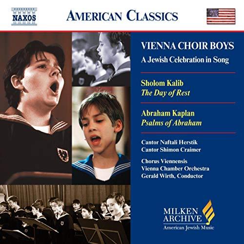 Vienna Choir Boys - A Jewish Celebration in Song