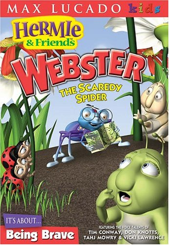 Artist Not Provided - Hermie & Friends: Webster the Scardey Spider