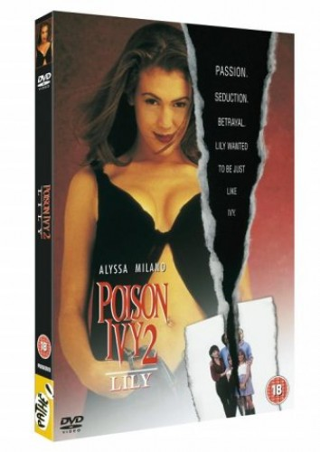 Poison-Ivy-2-Lily-DVD-1995-CD-9WVG-FREE-Shipping