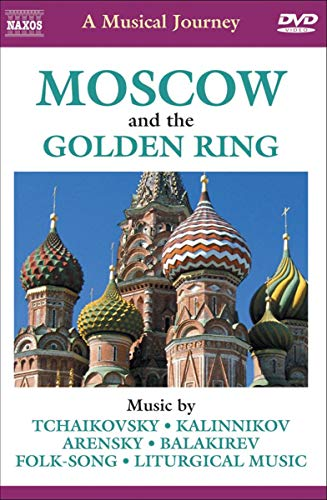 A Musical Journey - Moscow And The Golden Ring