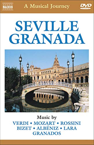 A-Musical-Journey-Seville-Granada-DVD-2004-CD-JCVG-FREE-Shipping