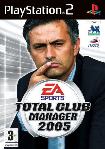 Total Club Manager 2005 (PS2)
