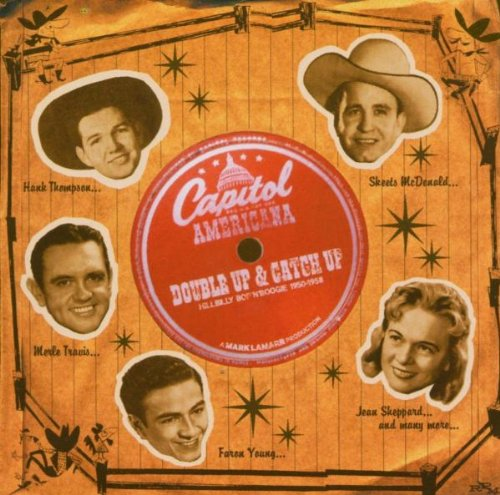 Various Artists - Double Up and Catch Up: Hillbilly Bop 'n' Boogie