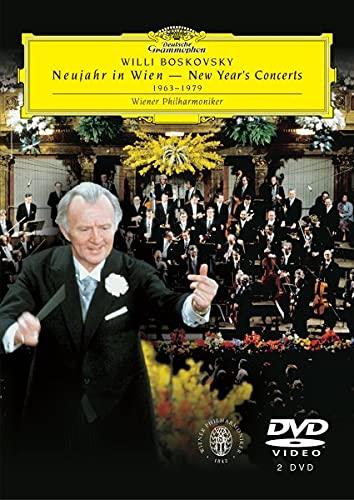 "Vienna Philharmonic Orchestra - Boskovsky's Vienna New Year's Concerts 1963-1979, plus bonus ""Boskov"