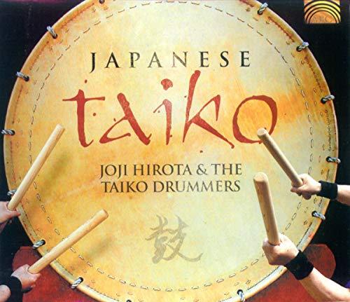 Joji Hirota & The Taiko Drummers - Japanese Taiko By Joji Hirota & The Taiko Drummers